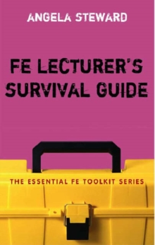 Image for FE lecturer's survival guide