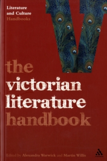 Image for The Victorian literature handbook