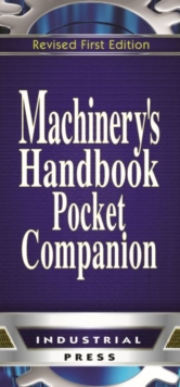 Image for Machinery's Handbook Pocket Companion