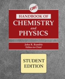 Image for CRC handbook of chemistry and physics  : a ready-reference book of chemical and physical data