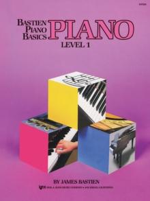 Image for Bastien Piano Basics: Piano Level 1