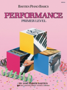 Image for Bastien Piano Basics: Performance Primer