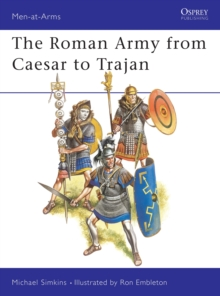 Image for Roman Army from Caesar to Trajan