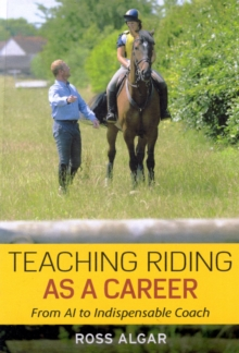Image for Teaching riding as a career  : from AI to indispensable coach