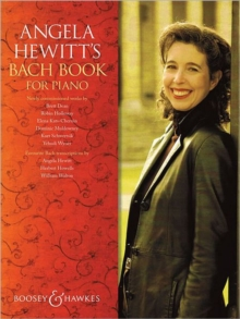 Image for ANGELA HEWITTS BACH BOOK FOR PIANO