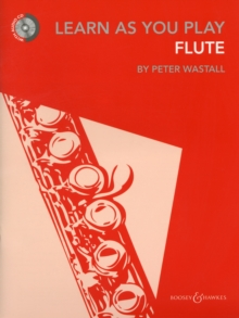 Image for Learn as You Play Flute : New Edition