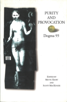 Image for Purity and provocation  : Dogma 95