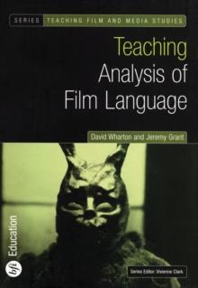 Image for Teaching analysis of film language