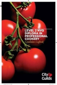Image for Level 2 NVQ Diploma in Professional Cookery Candidate Logbook