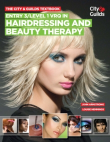 Image for Entry 3/level 1 VRQ diploma in hairdressing and beauty therapy