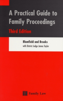 Image for A practical guide to family proceedings
