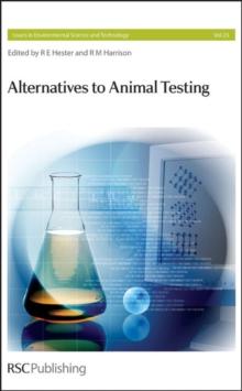 Image for Alternatives To Animal Testing