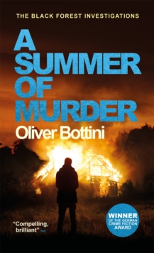 Image for A summer of murder