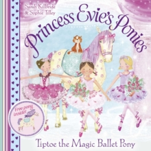 Image for Tiptoe the magic ballet pony