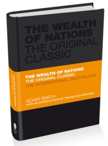 Image for The wealth of nations  : the economics classic