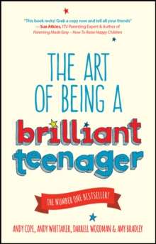 Image for The art of being a brilliant teenager