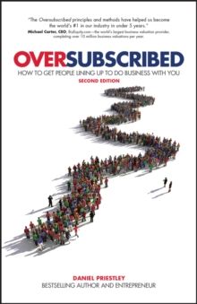 Image for Oversubscribed  : how to get people lining up to do business with you