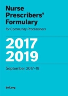 Image for Nurse prescribers' formulary for community practitioners, 2017-2019