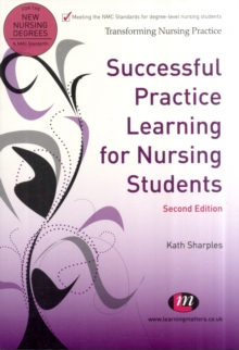 Image for Successful practice learning for nursing students