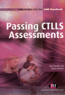Image for Passing CTLLS assessments