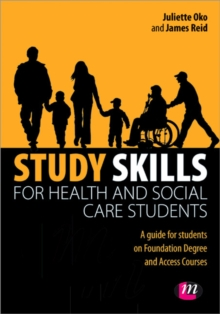 Image for Study skills for health and social care students