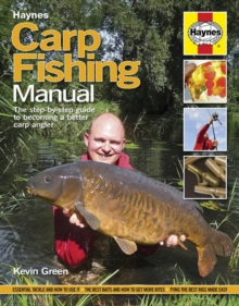 Image for Haynes carp fishing manual  : the step-by-step guide to becoming a better carp angler