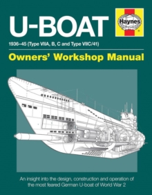 Image for U-boat  : 1936-45 (type VIIA, B, C and type VIIC/41)