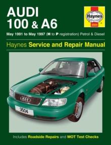 Image for Audi 100 & A6 owner's workshop manual
