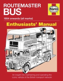 Image for Routemaster bus  : 1954 onwards (all marks)