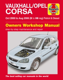 Image for Vauxhall/Opel Corsa service and repair manual