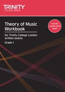 Image for Theory of Music Workbook Grade 1 (2007)