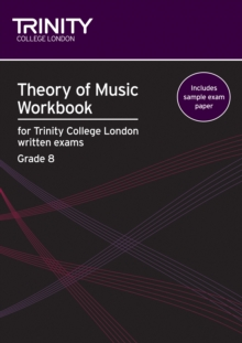 Image for Theory of Music Workbook Grade 8 (2009)