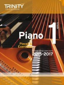 Image for Piano 2015-2017. Grade 1 (with CD)