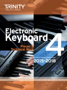 Image for Electronic Keyboard 2015-2018. Grade 4