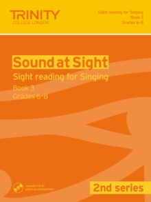 Image for Sound at Sight (2nd Series) Singing book 3, Grades 6-8