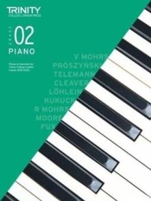 Image for Trinity College London Piano Exam Pieces & Exercises 2018-2020. Grade 2