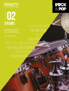 Image for Trinity College London Rock & Pop 2018 Drums Grade 2