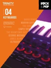 Image for Trinity College London Rock & Pop 2018 Keyboards Grade 4