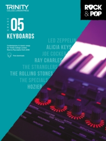 Image for Trinity College London Rock & Pop 2018 Keyboards Grade 5