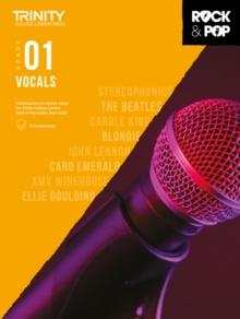Image for Trinity College London Rock & Pop 2018 Vocals Grade 1