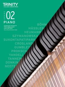 Image for Trinity College London Piano Exam Pieces Plus Exercises 2021-2023: Grade 2