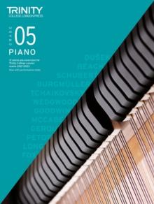 Image for Piano Exam Pieces & Exercises 2021-2023 : Grade 5
