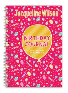 Image for Jacqueline Wilson Birthday Journal