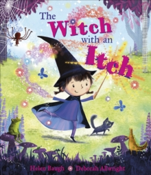 Image for The witch with an itch