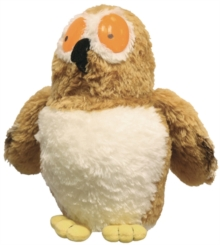 Image for GRUFFALO OWL 7 INCH SOFT TOY
