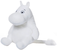 Image for Moomin Sitting Plush Toy (20cm)