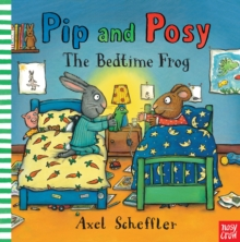 The bedtime frog - Nosy Crow