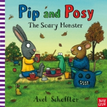 The scary monster - Nosy Crow