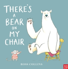 Image for There's a bear on my chair