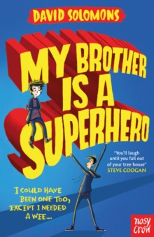 Image for My brother is a superhero
